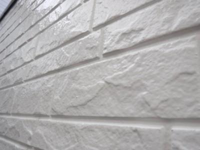 松戸市二ツ木N様邸 外壁塗装工程(3回塗り)