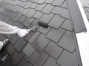 松戸市M様邸 屋根塗装