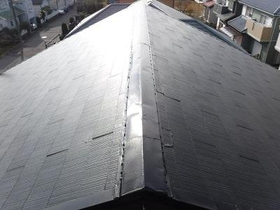 我孫子市T様邸 屋根塗装