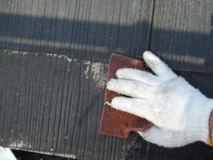 守谷市A様邸 屋根塗装