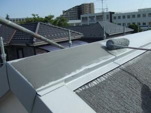千葉県市川市 屋根塗装11