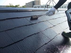 千葉県市川市 屋根塗装17