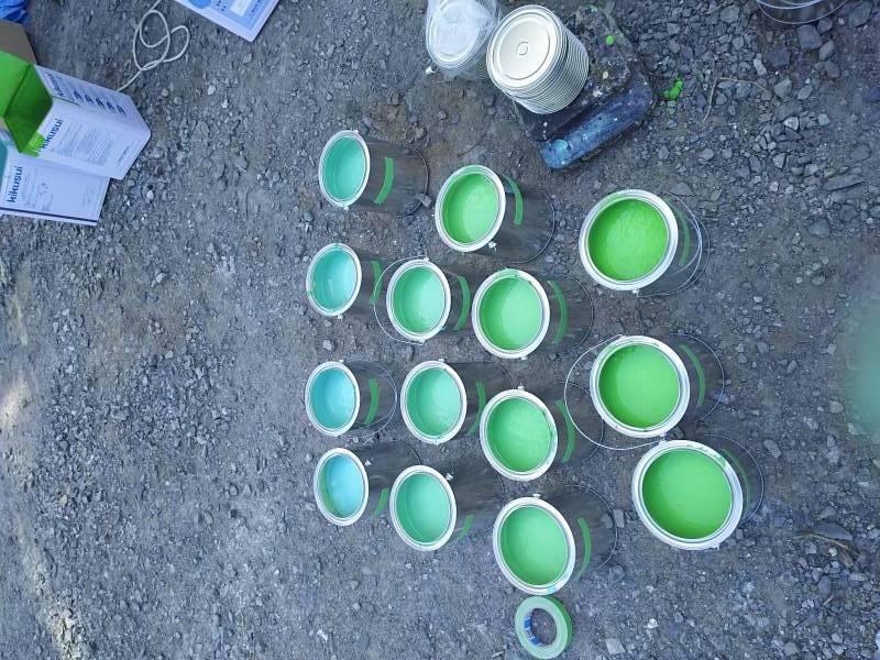 塗料の調色