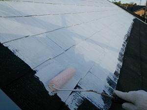 松戸市I様邸 屋根塗装