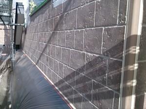 流山市S様邸 2階外壁塗装