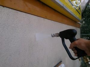 茨城県龍ケ崎市 M様邸 外壁高圧洗浄