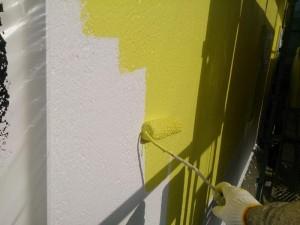 茨城県龍ケ崎市 M様邸 外壁塗装2