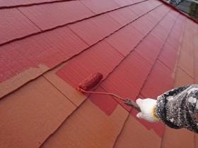 柏市大津ケ丘M様邸 屋根塗装