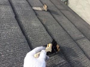 つくばみらい市F様邸 屋根塗装9