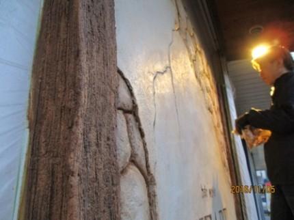 千葉県流山市 美容室モルタル造形塗装