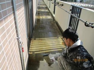 千葉 柏 防水事例 介護施設
