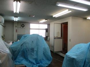 千葉県野田市 事務所の内装リフォーム