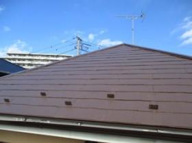 千葉県船橋市U様外壁塗装ダイヤモンドコート3年点検