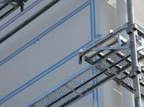 千葉県習志野市 外壁(ALC)雨漏りを防水シーリング工事と看板塗装(社名入れ替え)