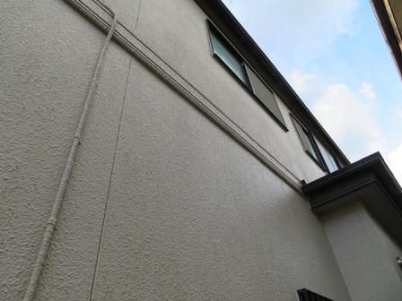 千葉県柏市 外壁塗装 7年点検