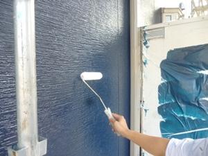 守谷市O様邸 外壁塗装
