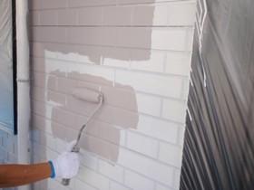 柏市篠籠田I様邸 外壁塗装