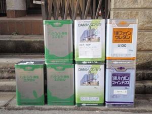 千葉県船橋市 使用材料