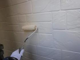 市川市I様邸 外壁塗装