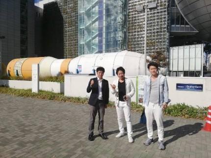 名古屋市科学館 ロケット