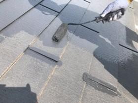 柏市常盤台T様邸 屋根塗装