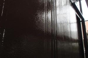 成田市の外壁塗装と屋根塗装の雨戸の施工後写真