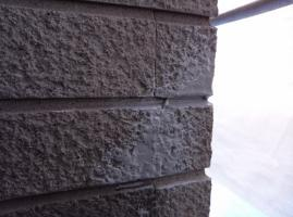 外壁の割れ補修2