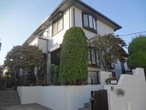 千葉県我孫子市 H様邸 外壁塗装と屋根塗装の外観の施工後写真