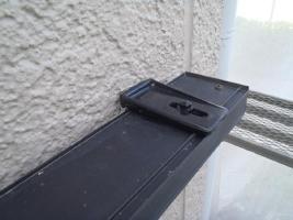 茨城県取手市K様邸の外壁塗装と屋根塗装工程:その他の付帯塗装4