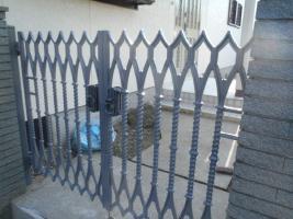 千葉県白井市I様邸の外壁塗装と屋根塗装工程:その他の付帯塗装