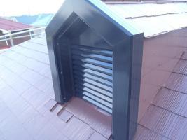 茨城県取手市K様邸の外壁塗装と屋根塗装工程:その他の付帯塗装6