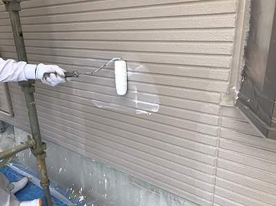 常総市Y様邸 外壁塗装