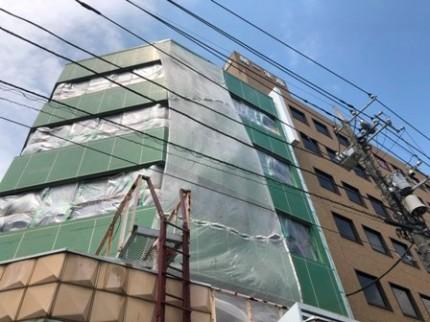 松戸市五香テナントビル 改修工事内容
