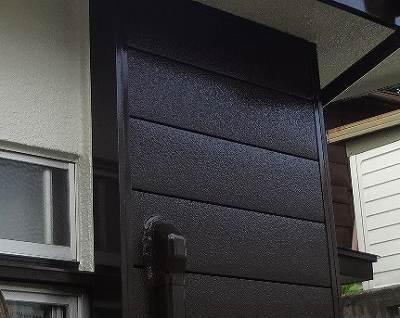 佐倉市U様邸 付帯塗装
