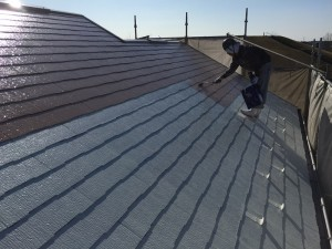 屋根_塗装_サーモアイSi