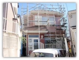 船橋市S様家を塗替えました