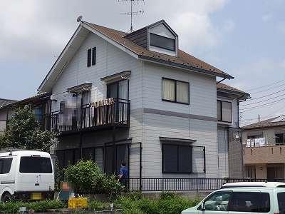 野田市K様邸 ビフォー