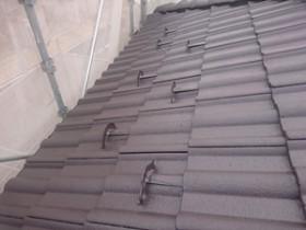 我孫子市T様邸 屋根下処理と屋根塗装