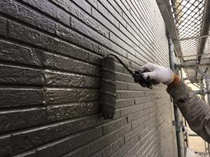 柏市常盤台T様邸 外壁塗装