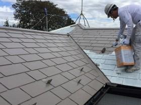 八千代市Y様邸 屋根塗装
