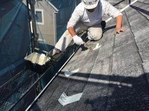 千葉県印西市滝野 O様邸 屋根塗装6