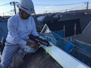 千葉県印西市滝野 O様邸 屋根塗装9