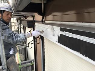 千葉県柏市 鉄骨アパート ファインパーフェクトベスト 屋根塗装