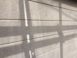 千葉県柏市M様邸の外壁塗装と屋根塗装工程:コーキングの打ち替え