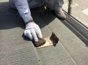 千葉県市川市真間 O様邸(アパート) 屋根塗装5