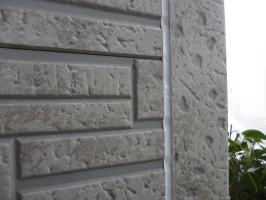千葉県柏市I様邸の外壁塗装と屋根塗装工程:ならし