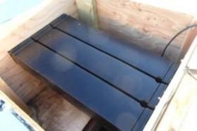 千葉県成田市M様邸の外壁塗装と屋根塗装工程:通気口の修復(ダクト設置)