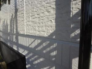 千葉県我孫子市 H様邸 外壁塗装と屋根塗装の外壁の施工後写真