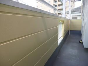柏市K様邸の外壁塗装と屋根塗装の外壁の施工後写真