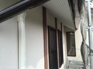 印西市K様 外壁塗装後